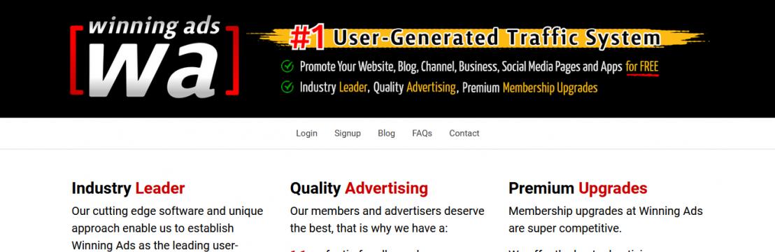 Winning Ads